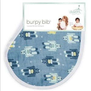 Aden + Anais Burpy Bib